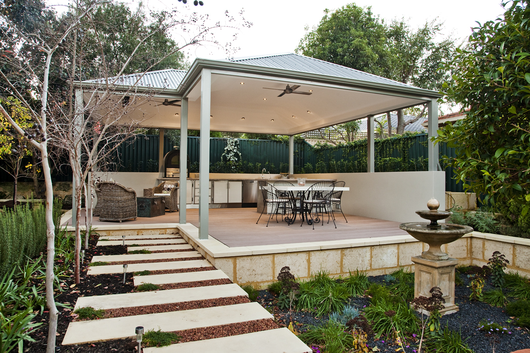 Outdoor Alfresco Kitchens | Designed For Life, Perth ...
