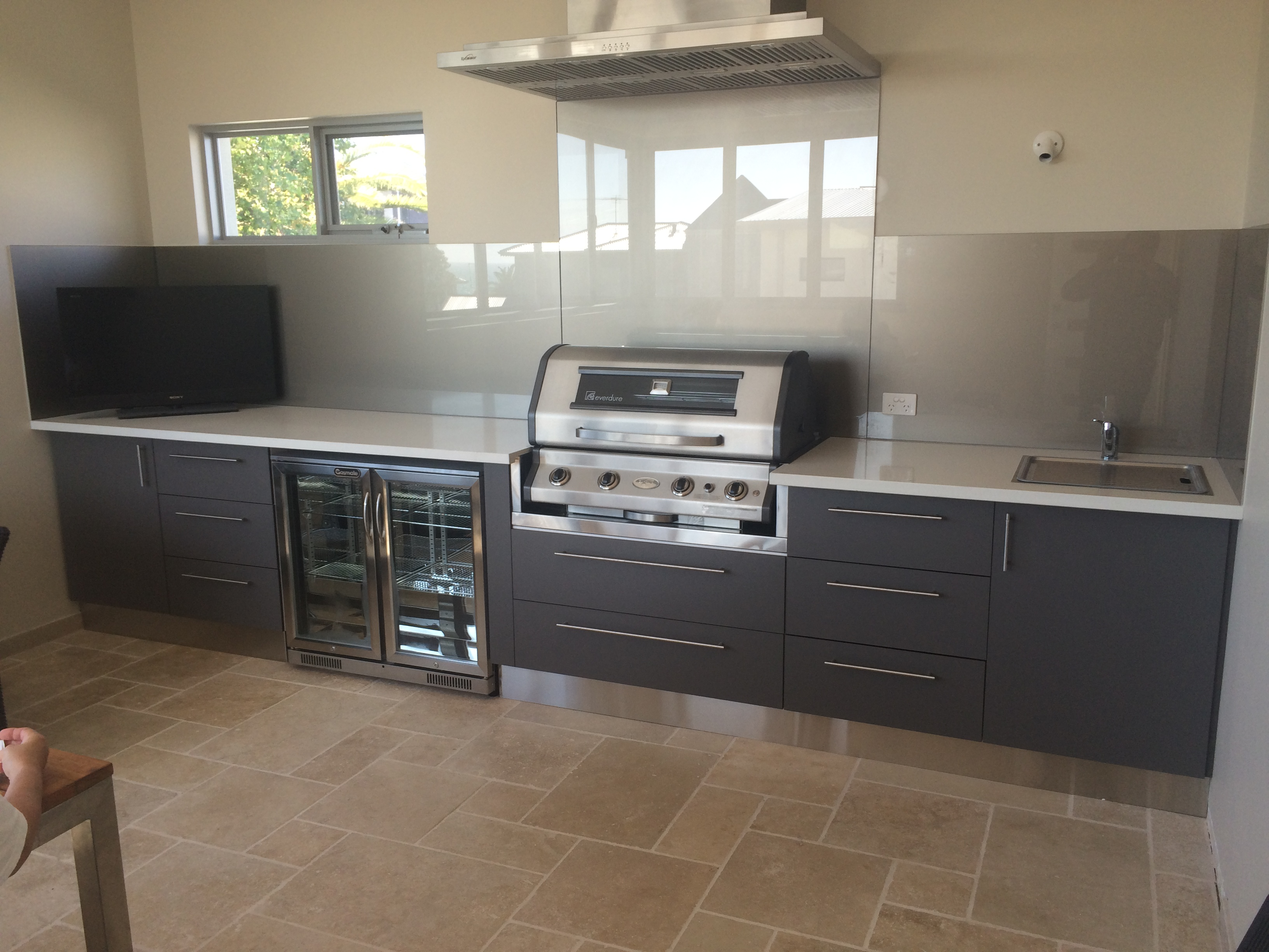 Outdoor Alfresco Kitchens Designed For Life Perth